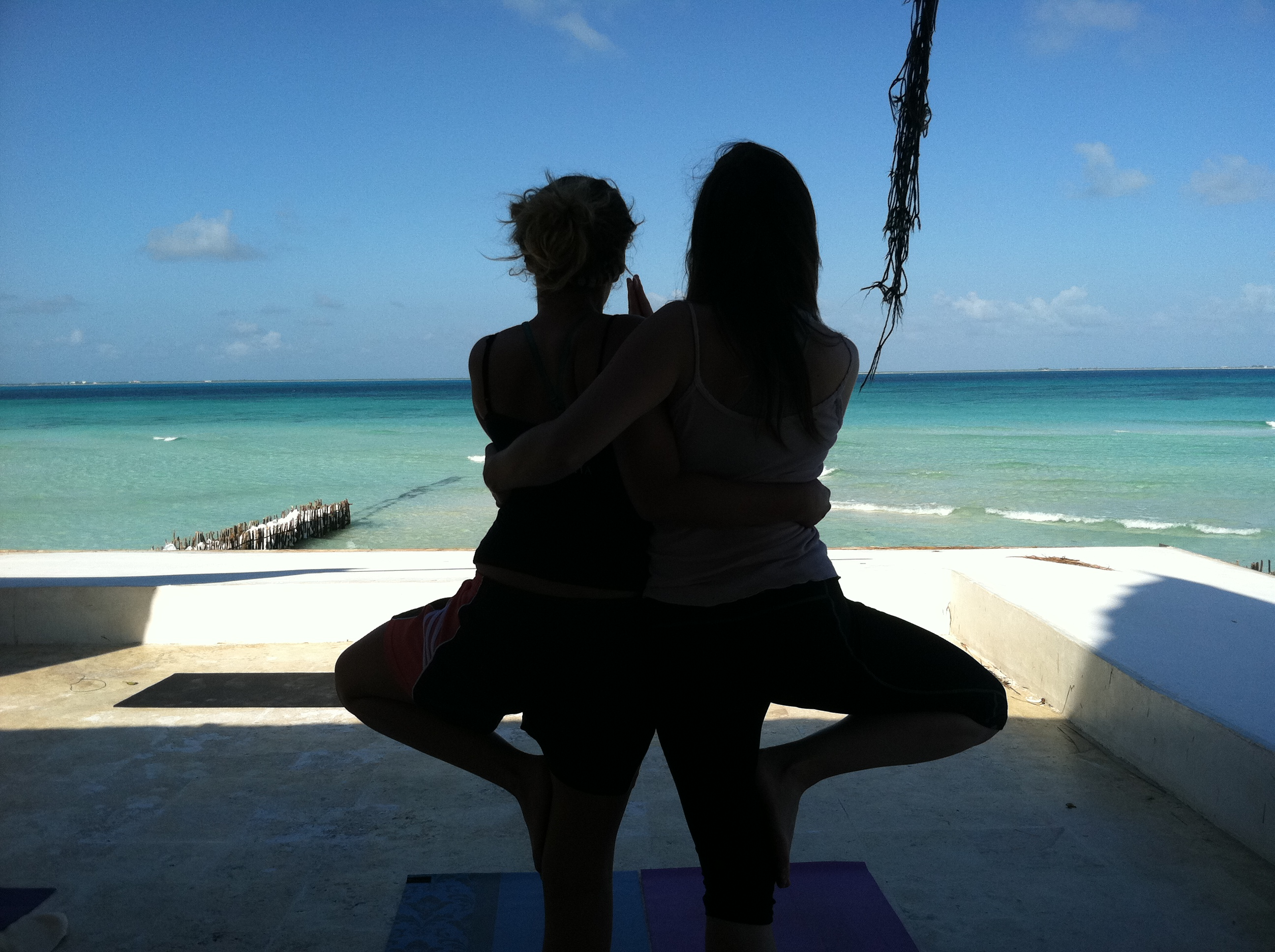 Na Balam Palapa Tree Pose