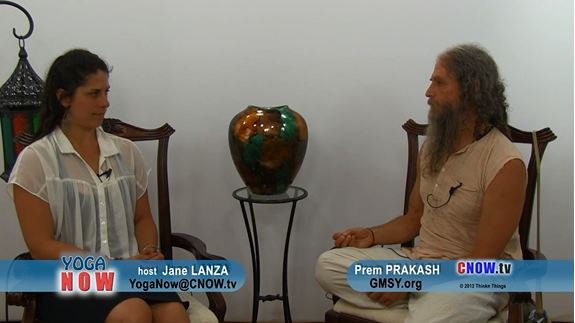 Yogiraj Prem Prakash and Jane Yoga