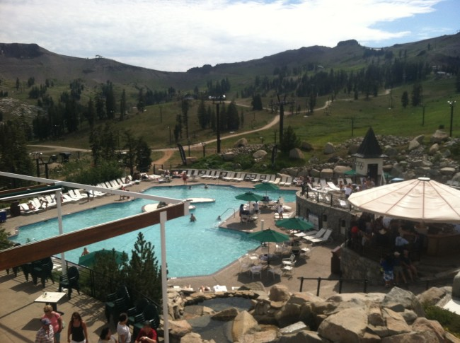 Pool at High Camp_ Squaw